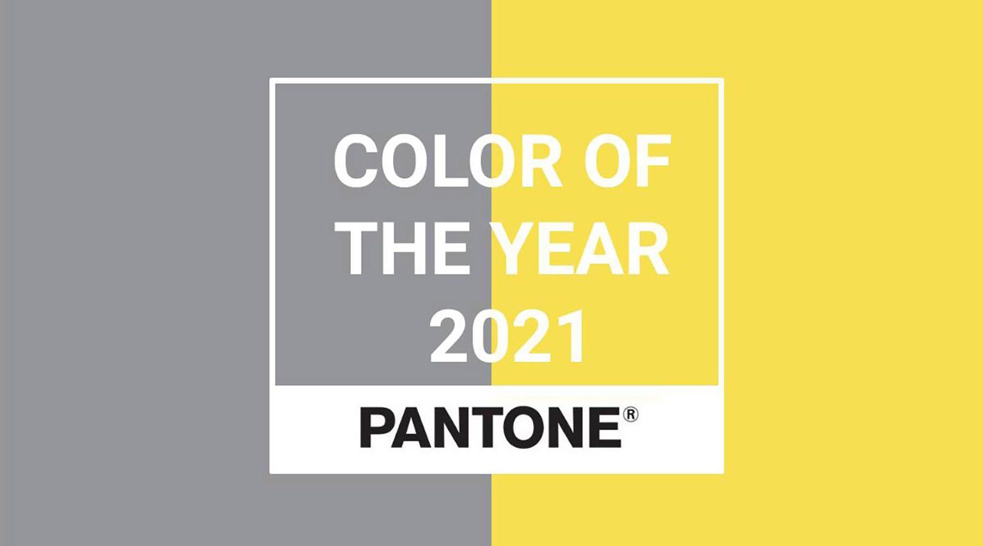 Color del Año – PANTONE 2021